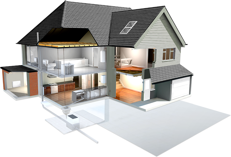 Smart Home Security with Home Connect Technology - Access Control ...