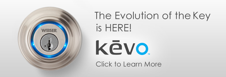 The Key Has Evolved with Kevo. Your smartphone is now your key