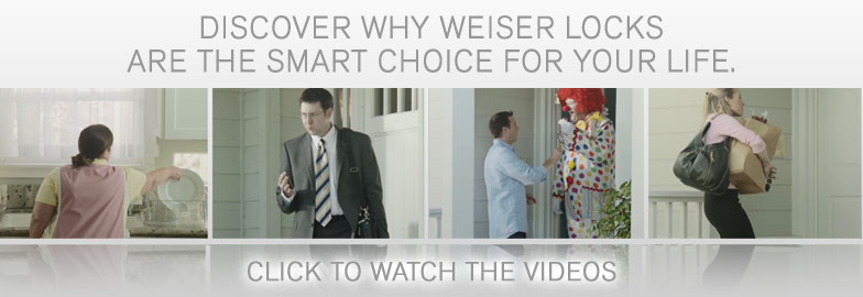 Discover Why Weiser Locks are the Smart Choice for Your Life.