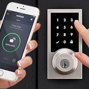 Kevo Bluetooth Lock