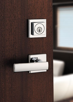 Vedani and Square Deadbolt