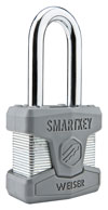 SmartKey Padlock - Long Shackle