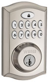 SmartCode - Satin Nickel