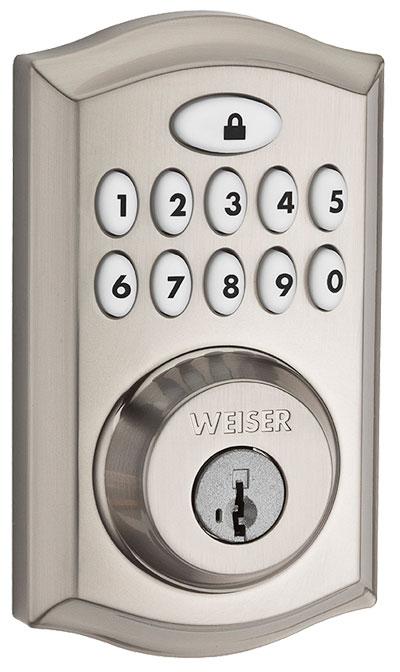 Smartcode 10 Electronic Keyless Deadbolt