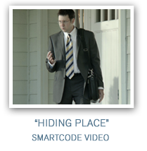 """HIDING PLACE"" SmartCode Video"